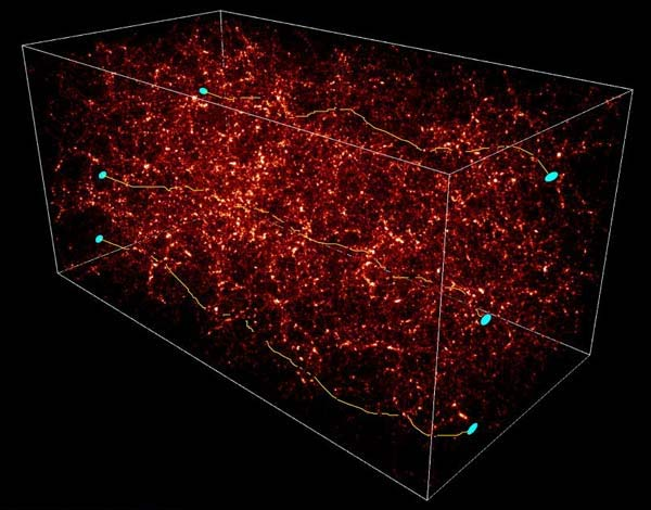 Mysterious Dark Energy Played No More Than Bit Part in Early Universe