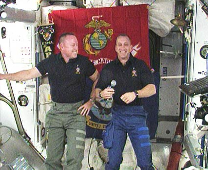 Astronauts Unfazed by False Alarms in Space