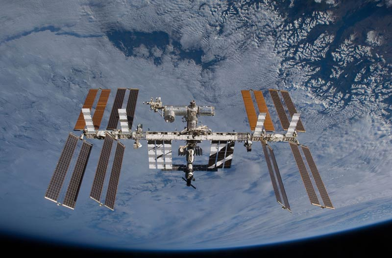 Space Station Crew Will Shrink to Two