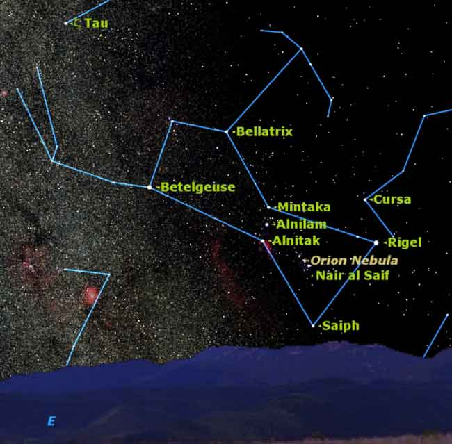 Doorstep Astronomy: See Mighty Orion