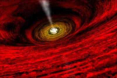 Findings Could Put a New Spin on Black Holes