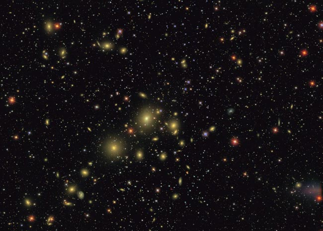 Cosmic Treasure Trove of Heavy Metals Found