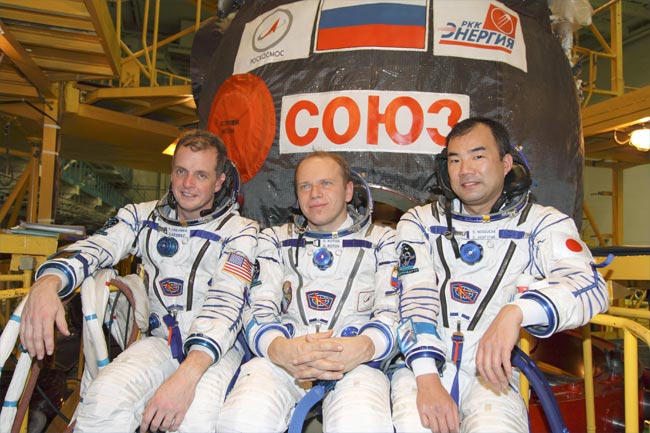New Crew Poised to Launch to Space Station