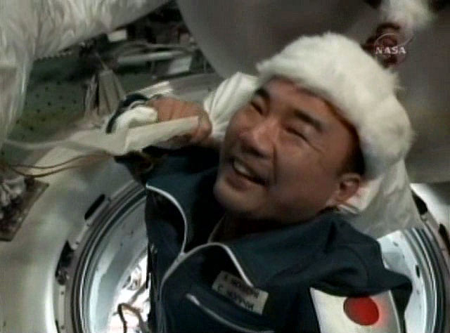 Astronauts Get Two Christmases in Space