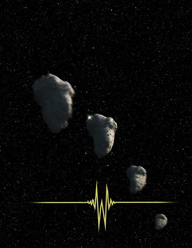 Smallest Object in Outer Solar System Spotted