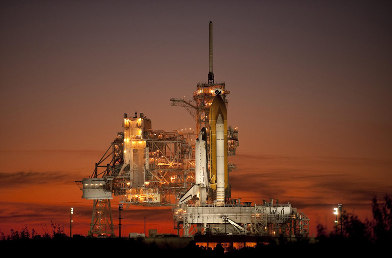 Just 5 Missions Left for NASA's Space Shuttles