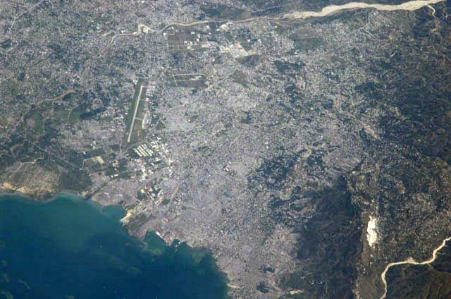 Astronauts Photograph Haiti Quake Aftermath From Space