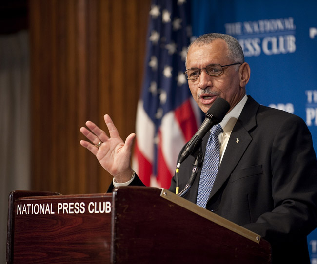NASA Chief Bolden's Muslim Remark to Al-Jazeera Causes Stir