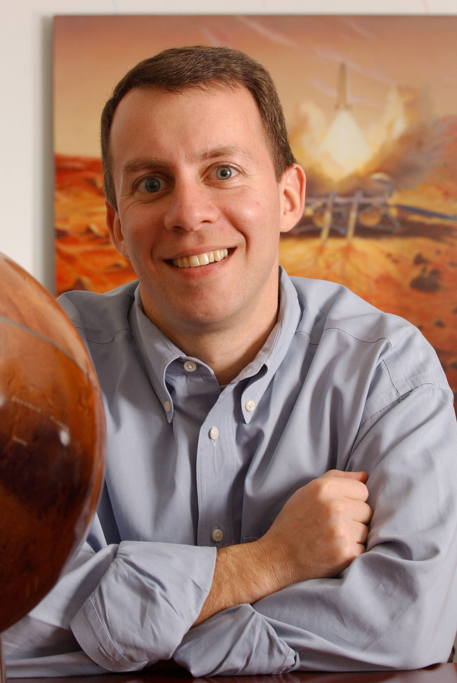 Say Hello to NASA's New Tech Guru