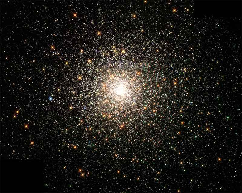 Alien Star Clusters Fill Our Galaxy