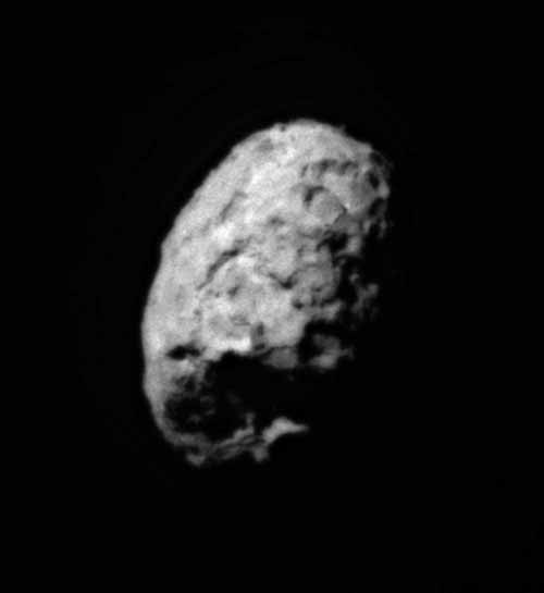 New View of Comet Formation Forged in Study of Tiny Particle