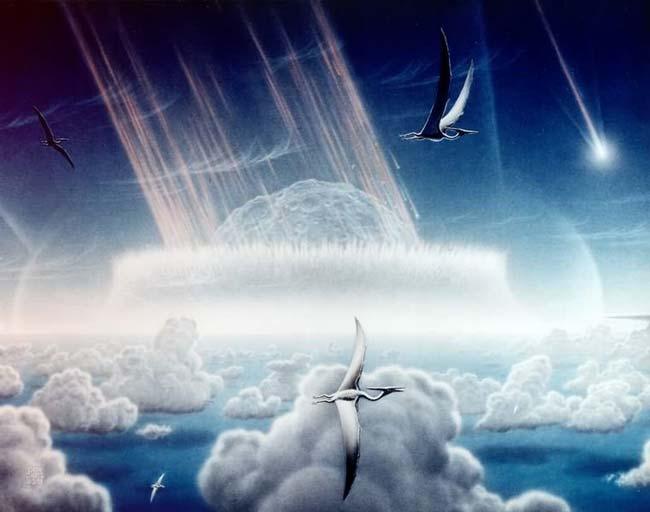 Origin of Dinosaur-Killing Asteroid Is Still a Mystery