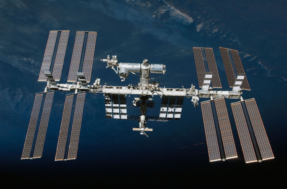 NASA Delays Start of Major Space Station Repairs to Friday