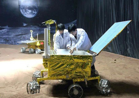 US Scientists to Use Chinese Moon Lander for Space Research