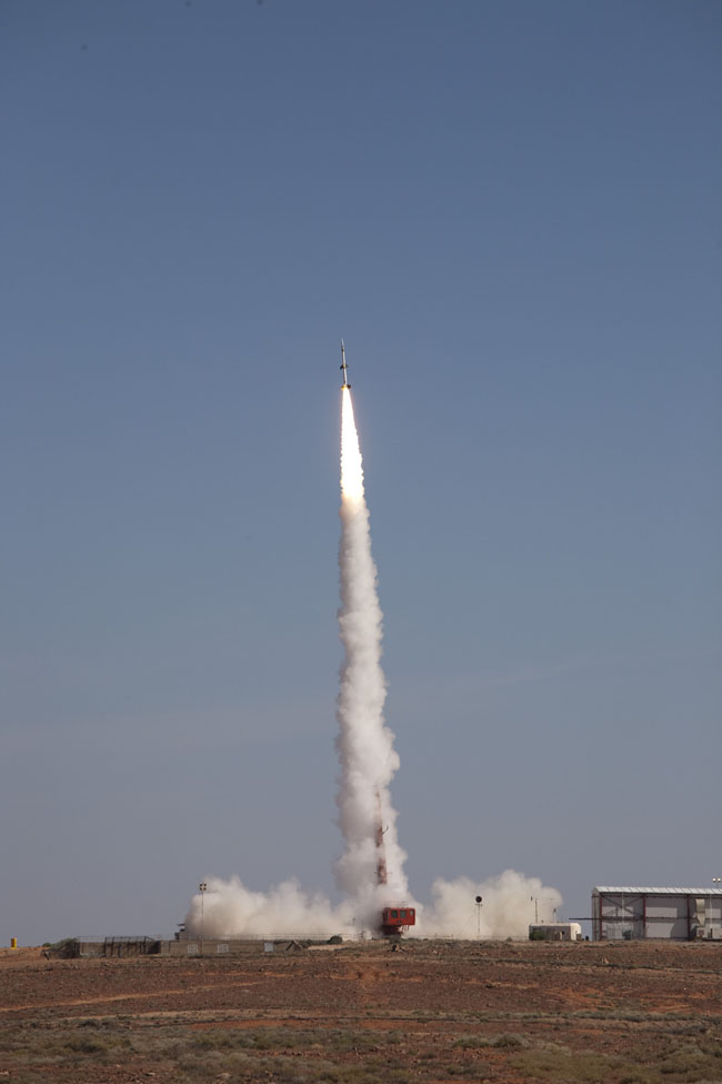 New Hypersonic Rocket Test Launched in Australia
