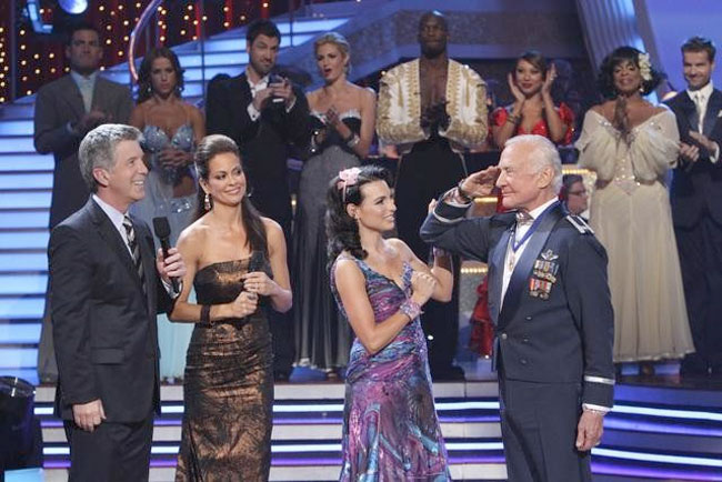 Buzz Aldrin Gets the Moon-Boot on 'Dancing with the Stars'