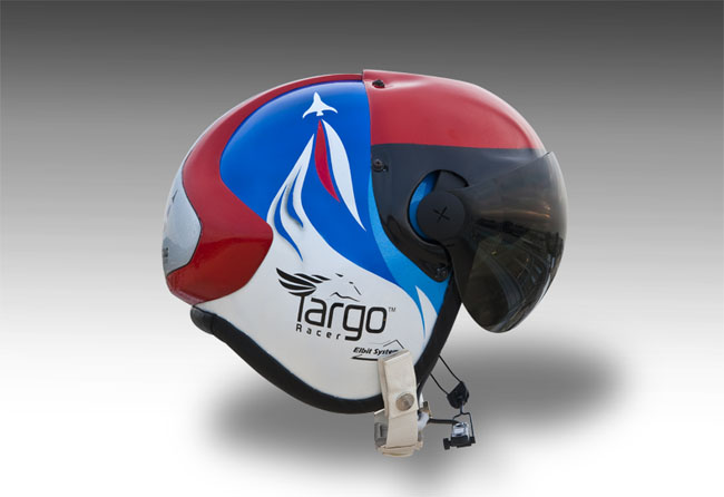 Rocket Racing Helmets to Debut In Demonstration Flight