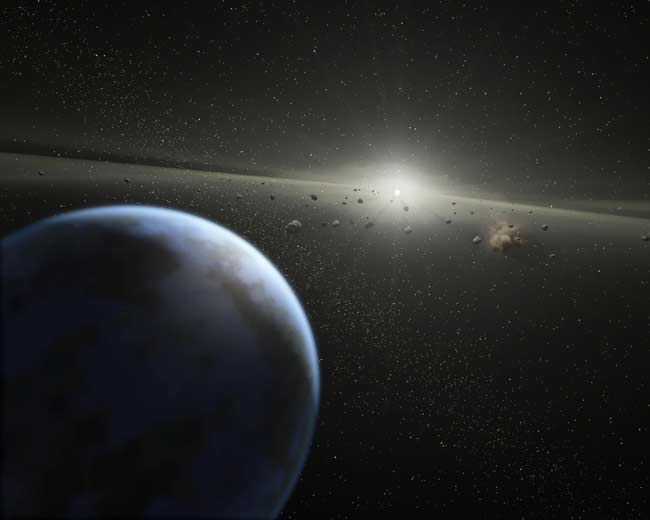 Alien Solar System May Exist in Nearby Star Cluster