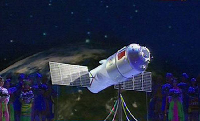China Details Ambitious Space Station Goals