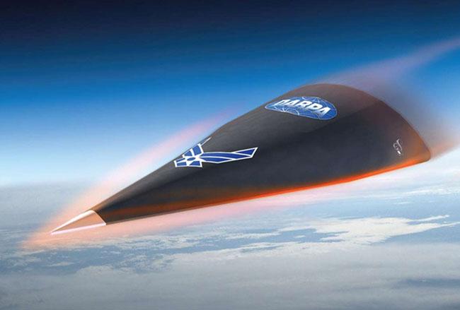 Meet DARPA's Hypersonic Glider