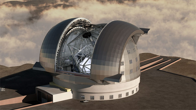 European Extremely Large Telescope (E-ELT)