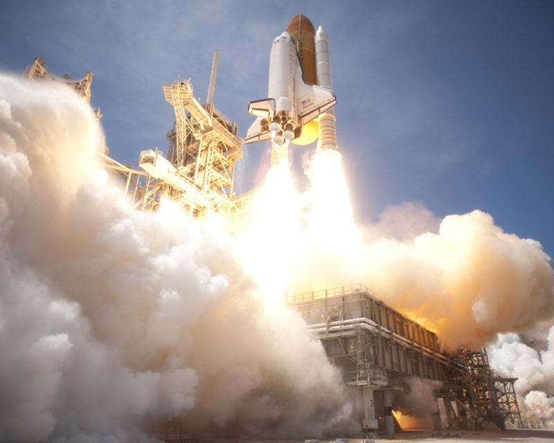 Sensor Glitch Slows Down Space Shuttle Heat Shield Inspection