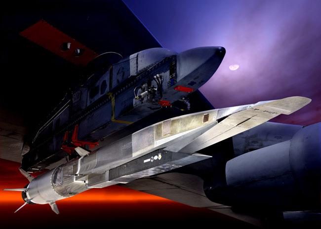 Hypersonic X-51 Scramjet