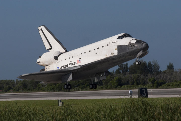 Space Shuttle Atlantis By the Numbers: A 25-Year Legacy