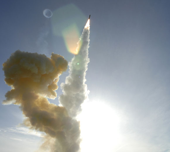U.S. Military Test Launches New Missile Interceptor