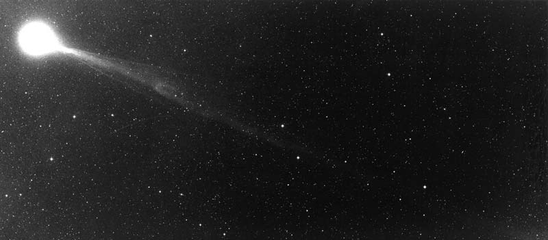 Halley's Comet and Others May Be Stolen Goods