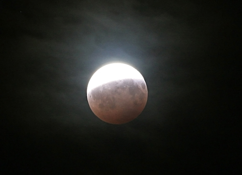 Partial Lunar Eclipse Coming On June 26