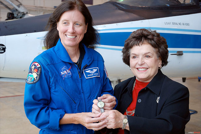 Amelia Earhart's Watch Reaches Space Station 82 Years After Historic Flight