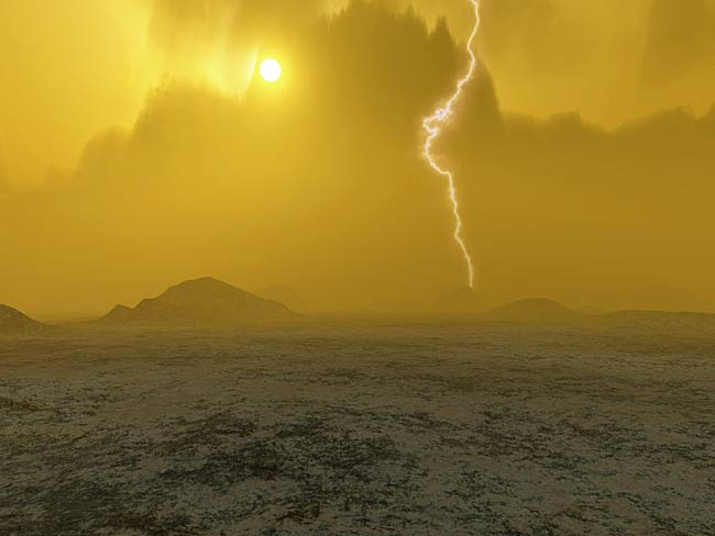 Oceans on Venus Might Have Been Habitable