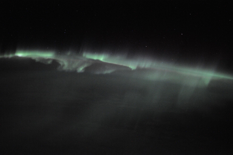 Sun Eruption May Supercharge Northern Lights Monday