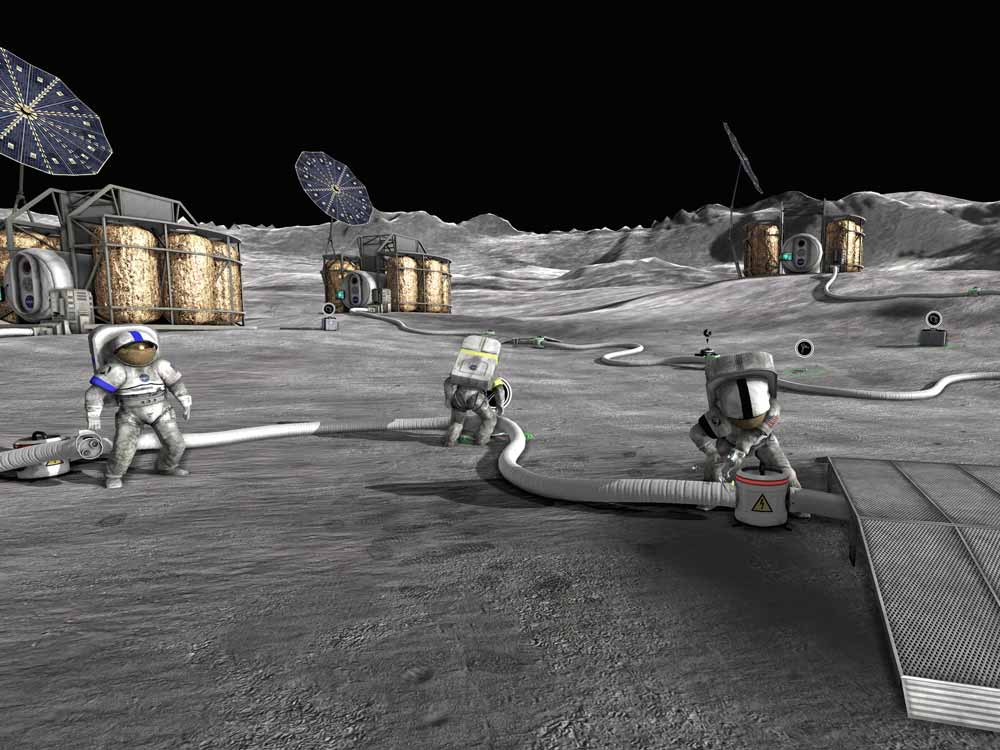 New NASA Game Hands Over Keys to Virtual Moonbase