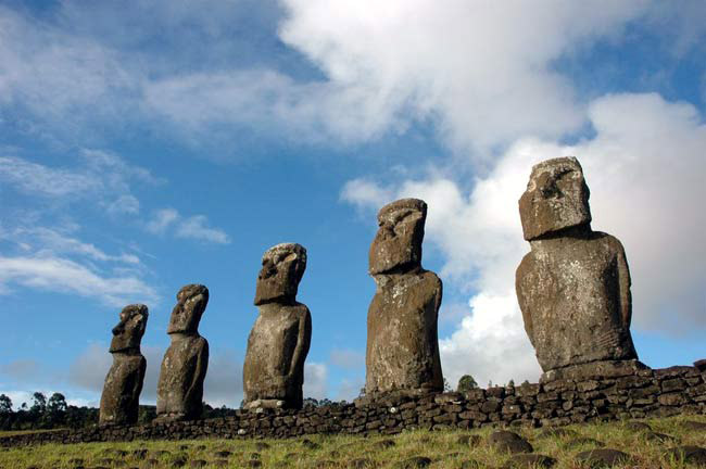Anticipation Builds on Easter Island for Sunday's Total Solar Eclipse