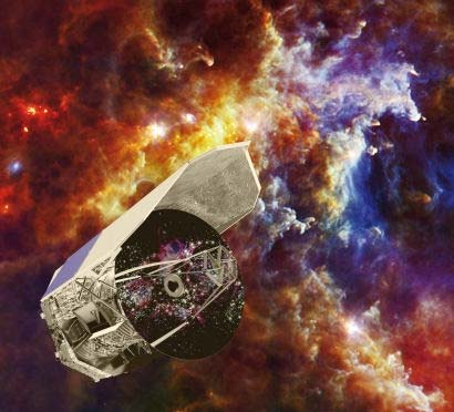 Stellar Nursery Revealed Behind Dusty Veil