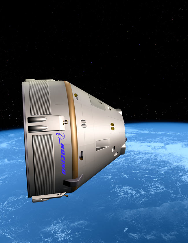 New Spaceship Could Fly People to Private Space Stations