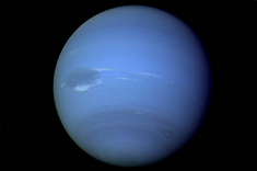 Comet Smacked Neptune 200 Years Ago, Data Suggests