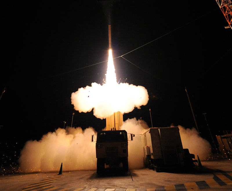 U.S. Worried About Outer Space Security