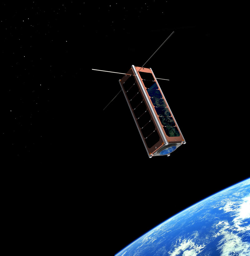 UK to Launch Homegrown Mini-Satellite Cube