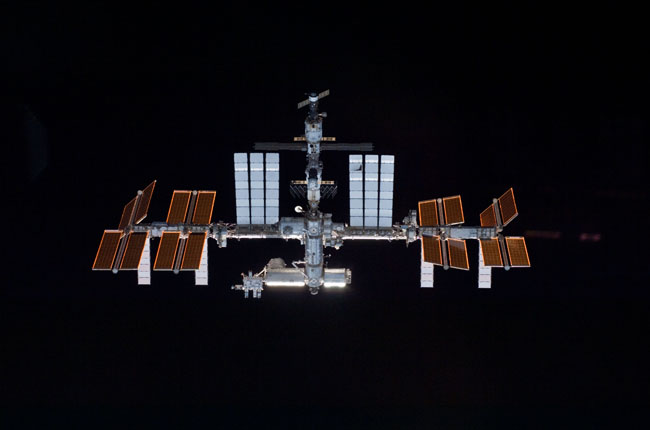 International Space Station: By the Numbers