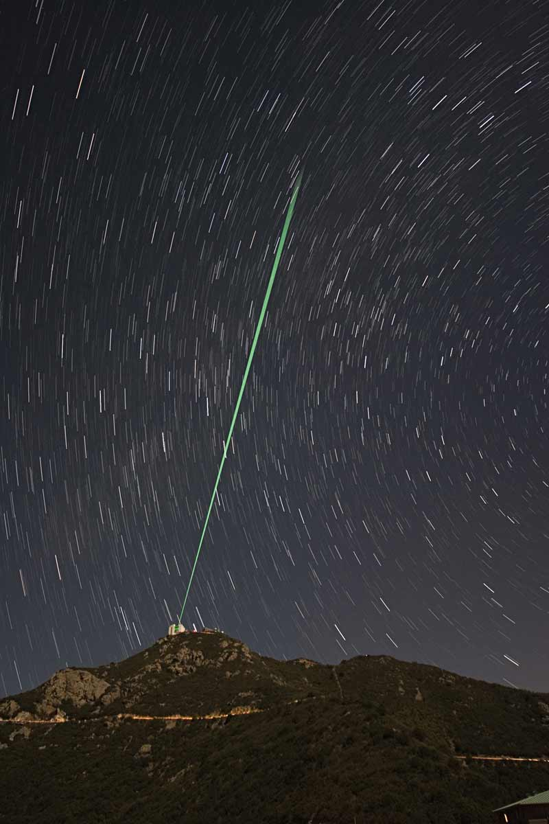 Telescope's New Laser Vision Makes the Heavens Less Blurry