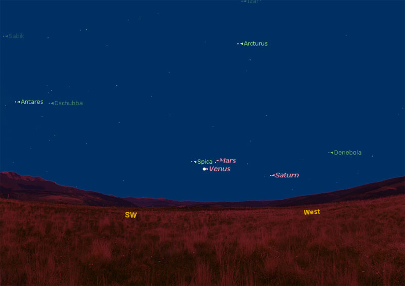 Moon-Size View of Mars? An Old Hoax Returns