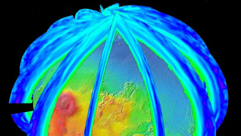 Better Mars Atmosphere Maps to Come From New Mission