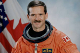 Canadian Space Agency Astronaut Chris Hadfield.