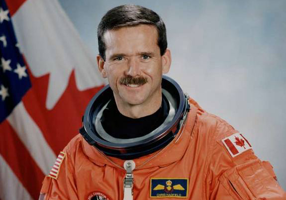 Proud Canadian Astronaut Eager to Run Space Station