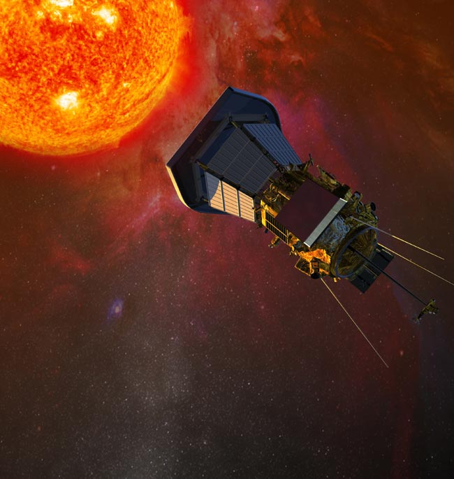 NASA Aims to Plunge Car-Sized Probe Into the Sun
