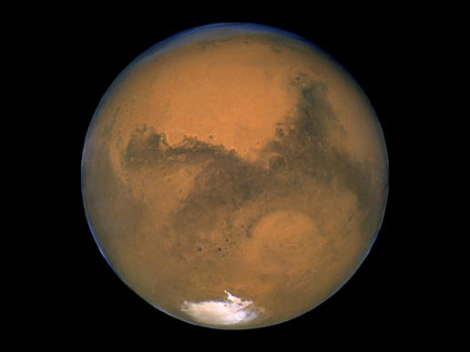 How Microbes Could Help Colonize Mars