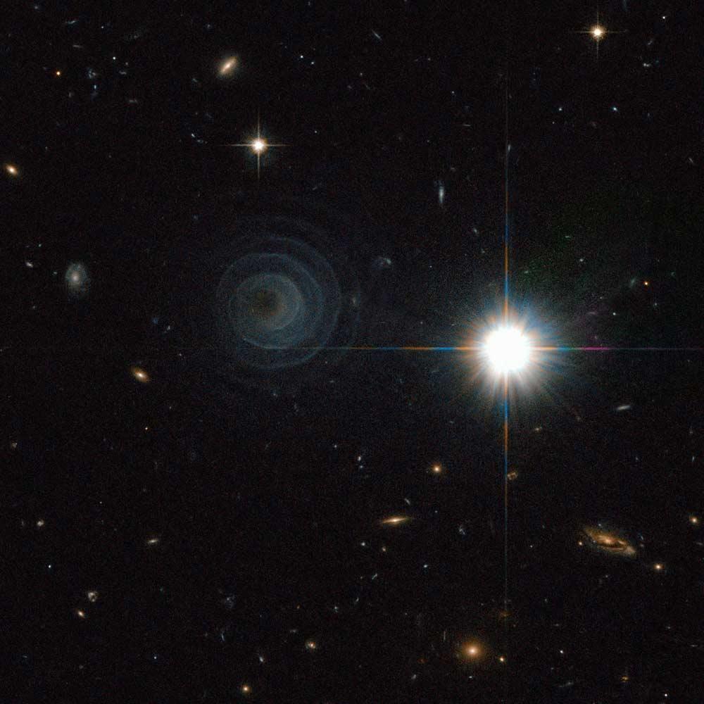 Weird Celestial Spiral Photo Explained